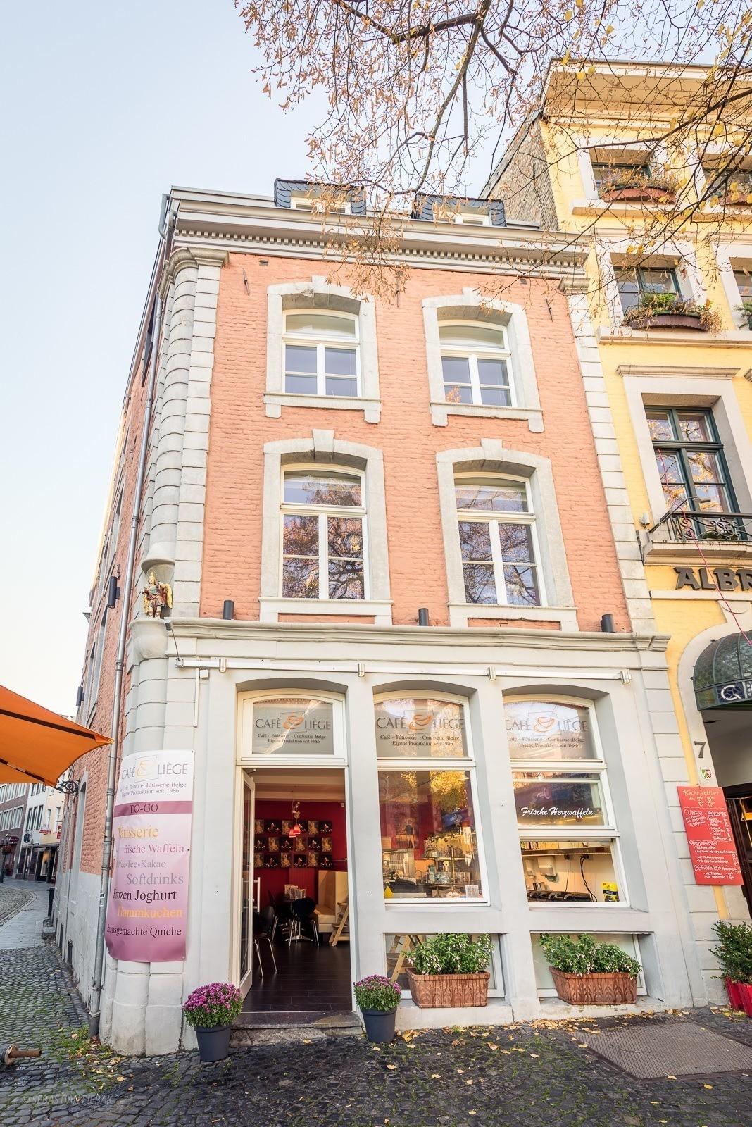 cafe liege aachen google street view 8