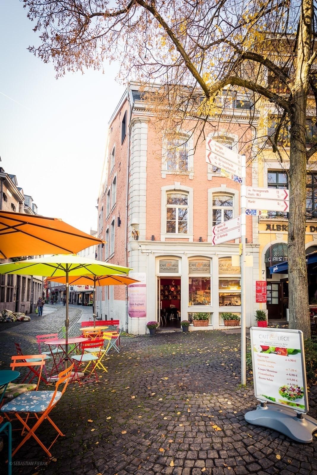 cafe liege aachen google street view 9