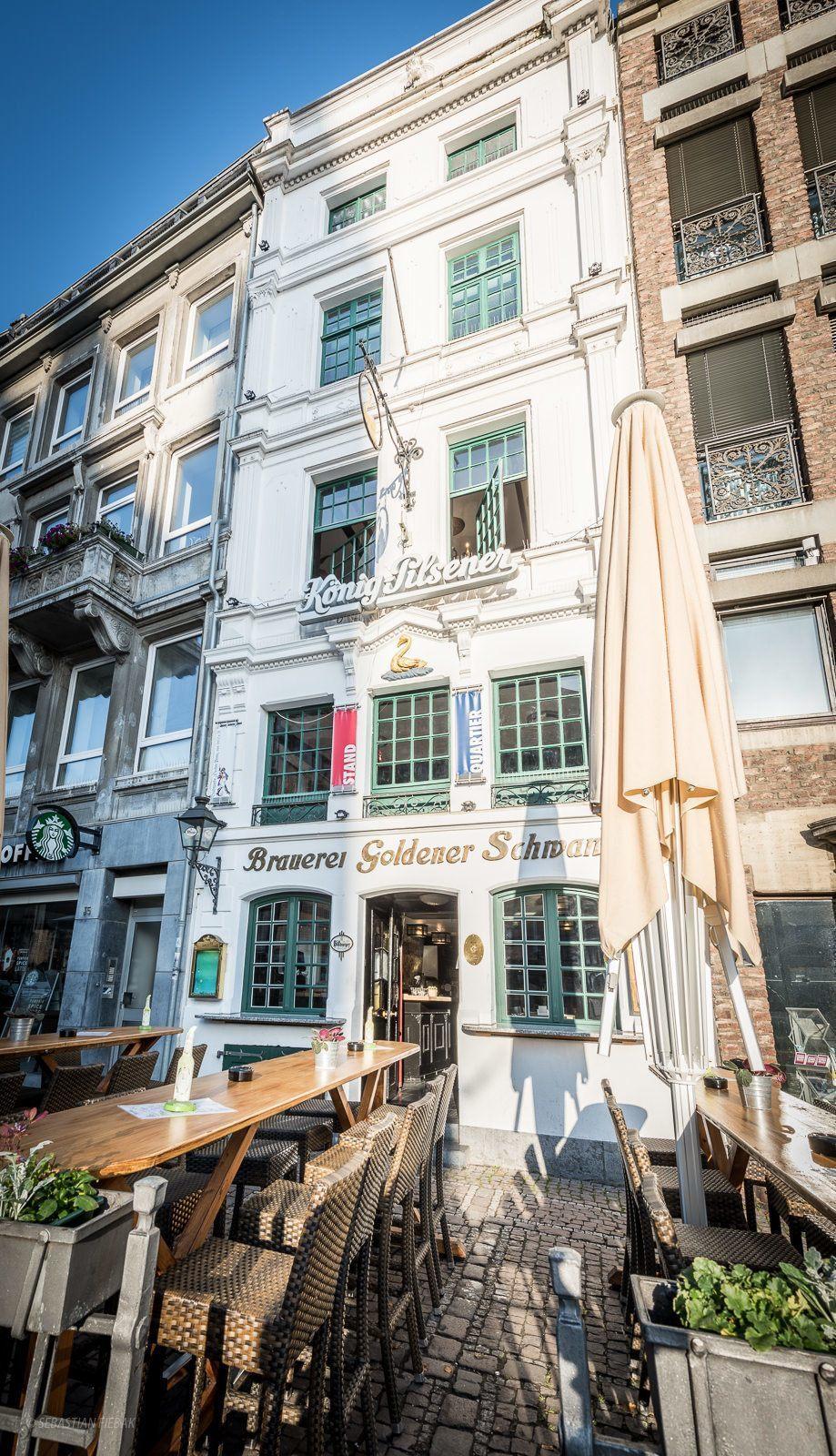 goldener schwan google street view 1