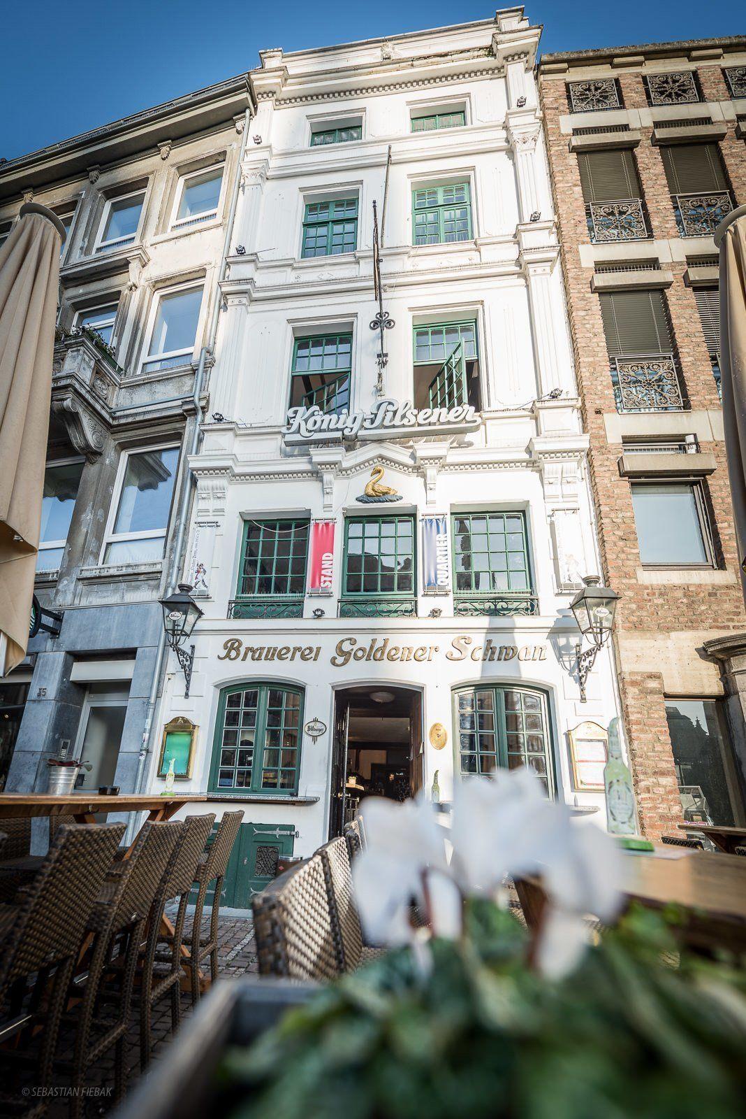 goldener schwan google street view 2