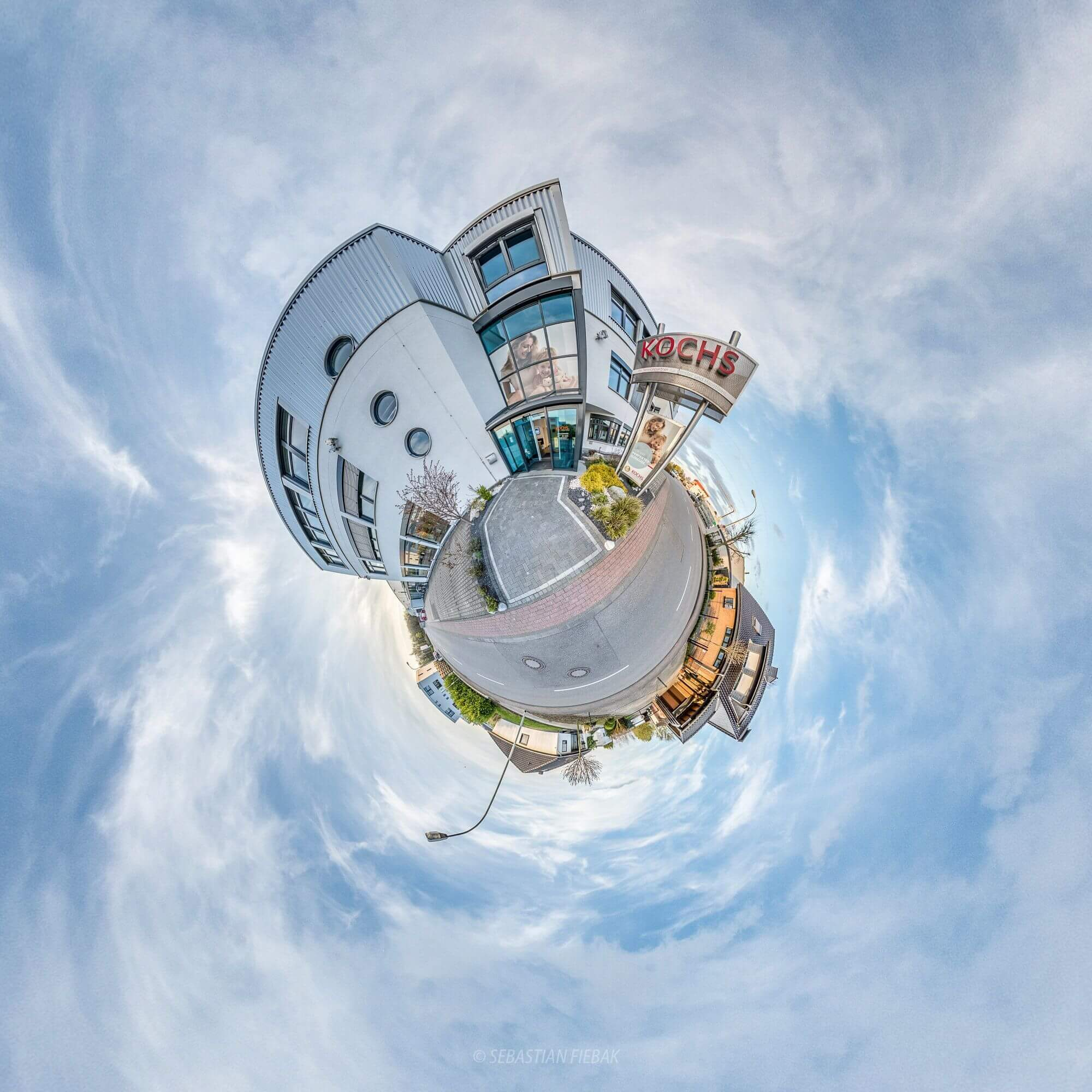 SF8 0302 HDR Panorama sphere sphere Panorama