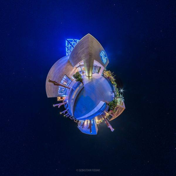 Sensimar Royal Blue Resort 360 grad little planet