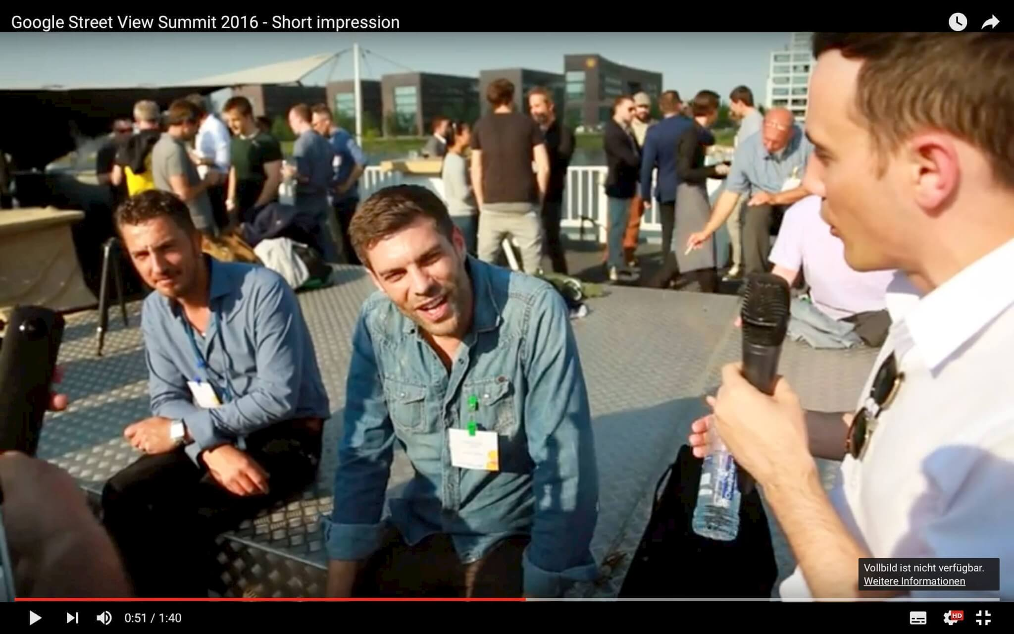 Google Street View Summit 2016
