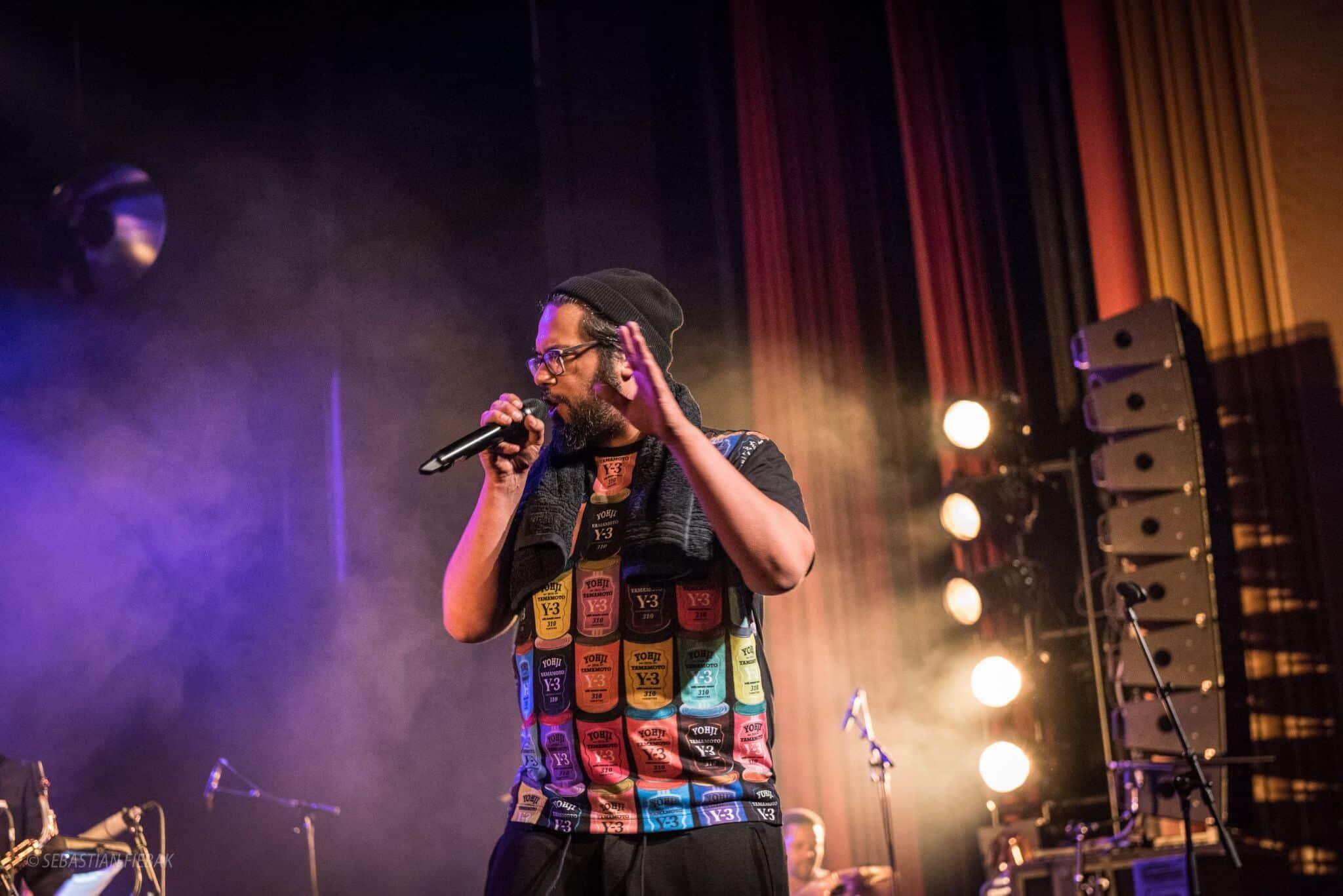Samy Deluxe live