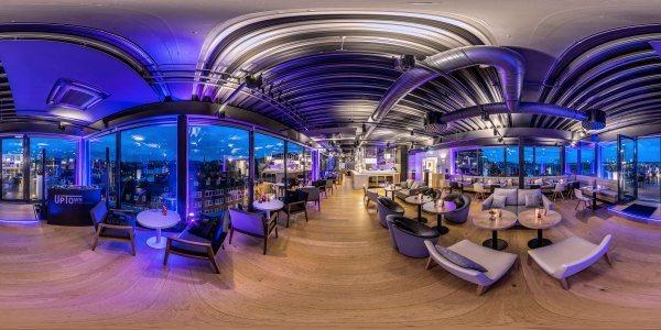 UpTown Skylounge & Restaurant – Innside Aachen