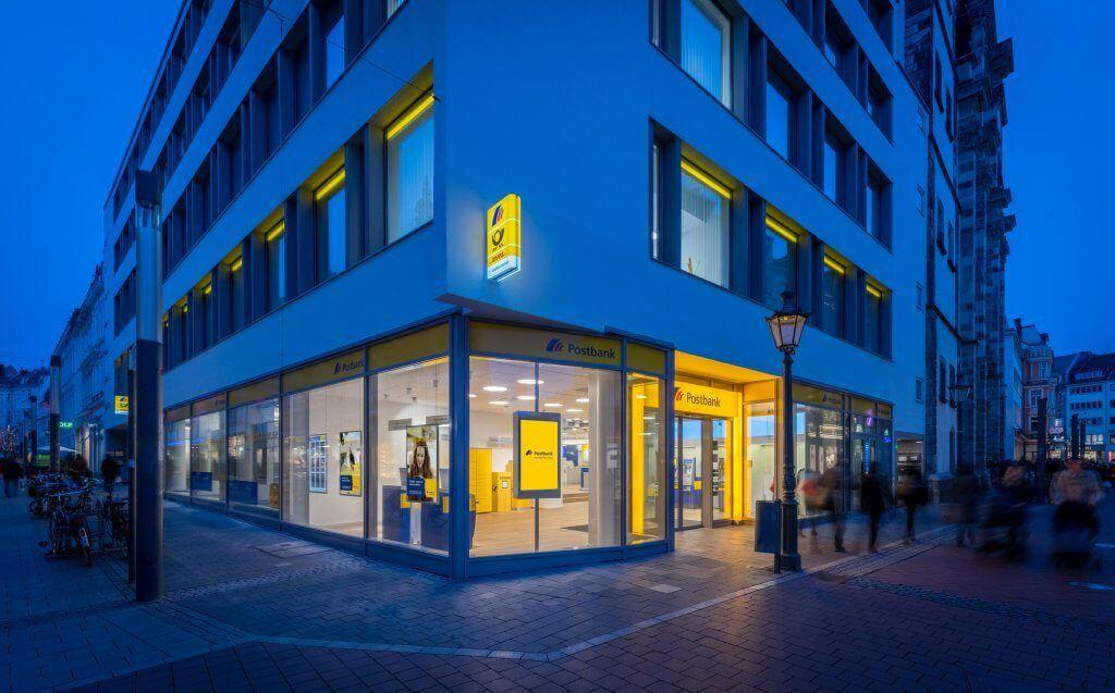 postbank finanzcenter bonn