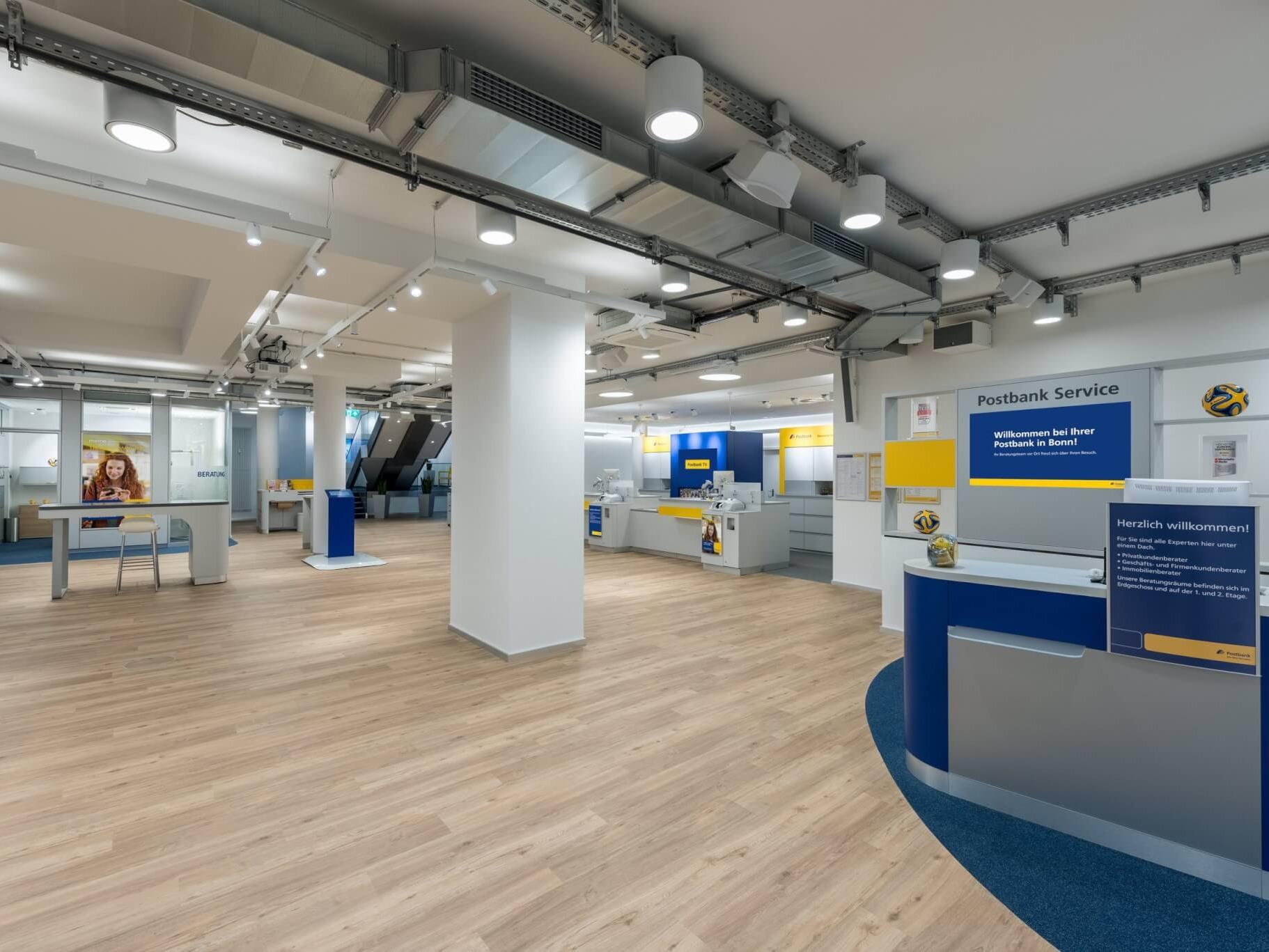 postbank finanzcenter bonn SF81562 HDR Bearbeitet