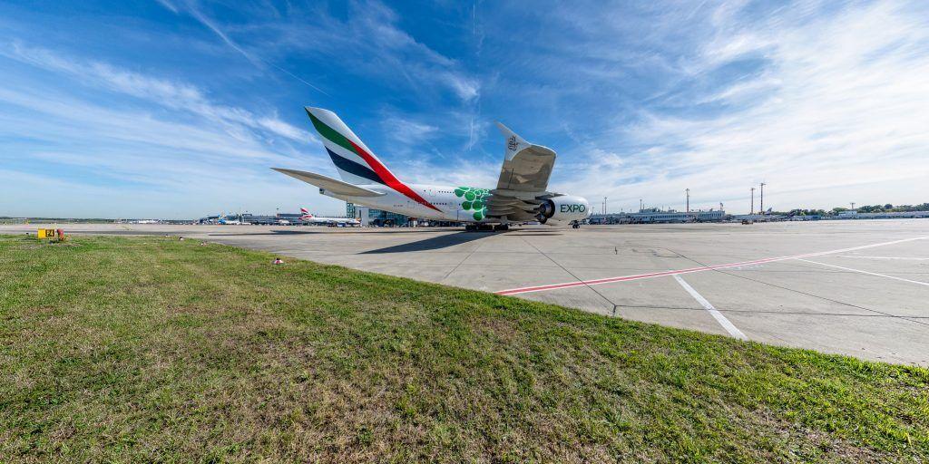 Flughafen Düsseldorf 360