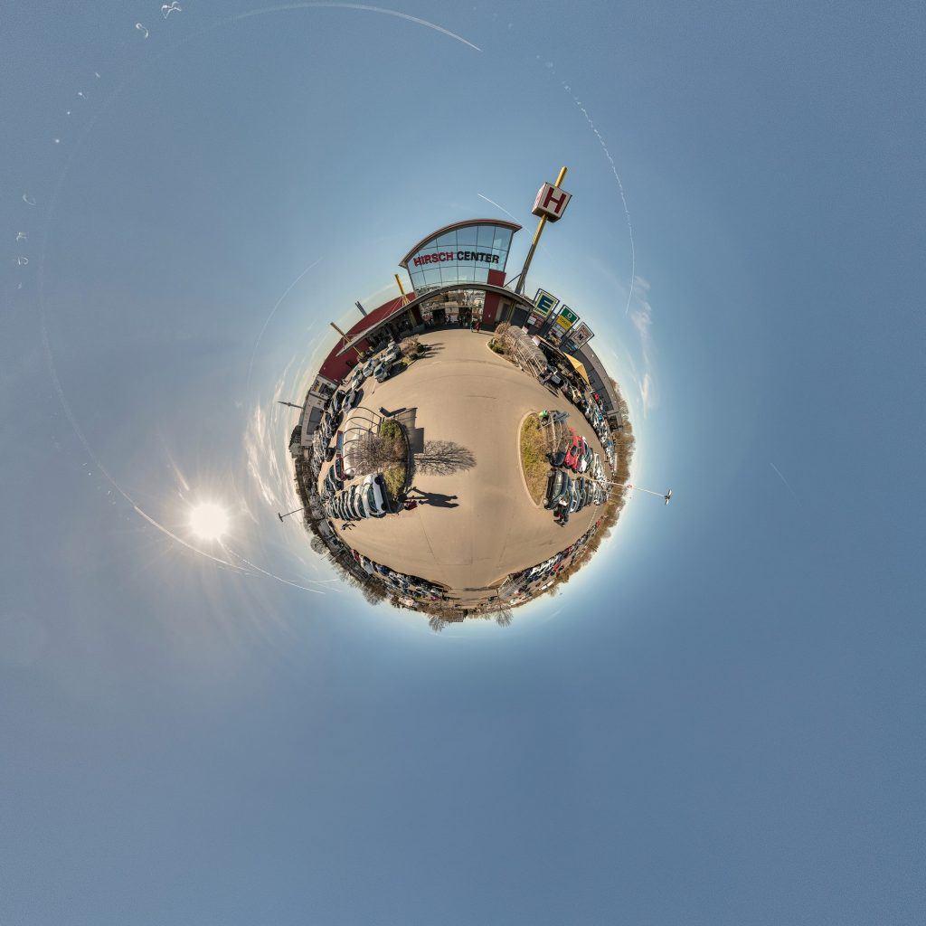 Hirsch Center 360 little planet 2