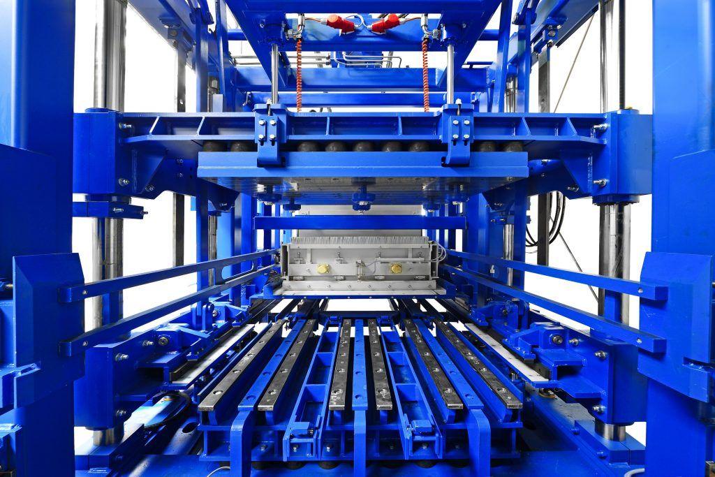 Industriefotografie FRIMA Emden