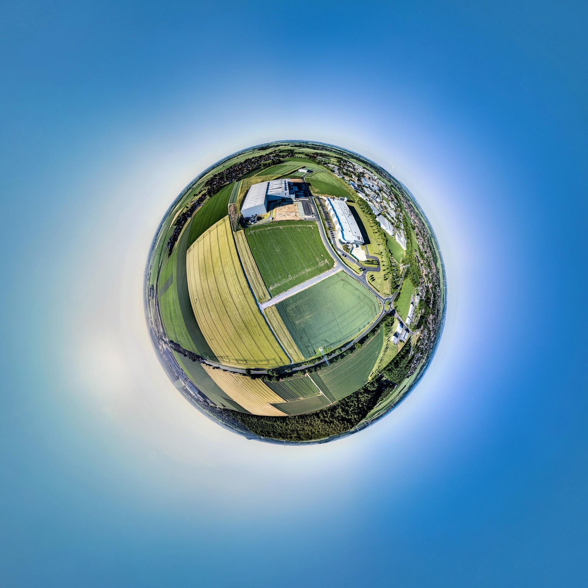 little planet drone