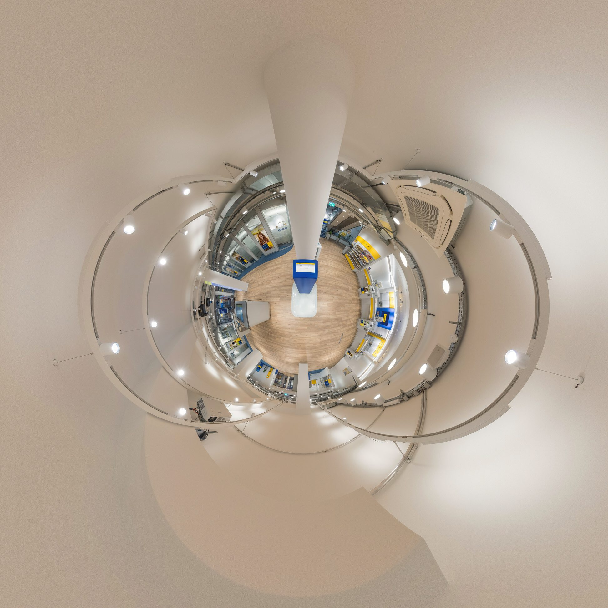little planet postbank