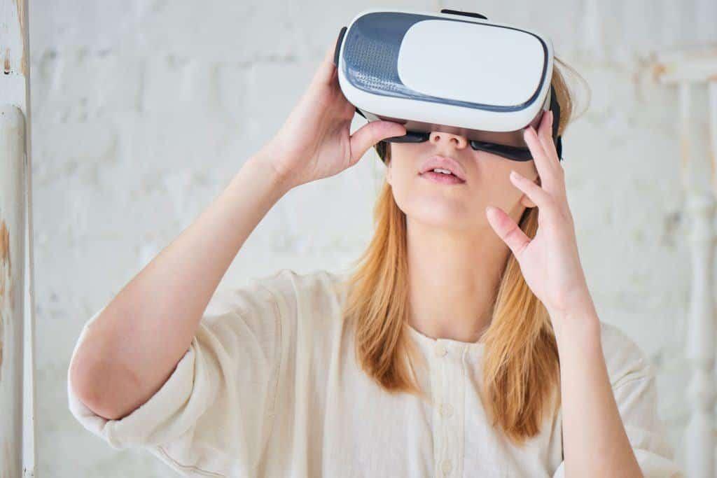 virtual reality produktion
